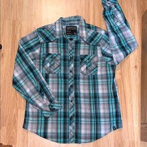 Western detail shirt